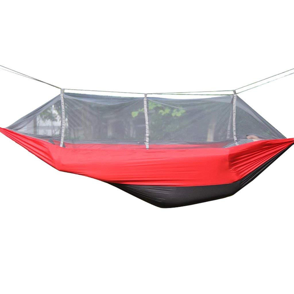 Ren Chang Jia Shi Pin Firm Hammock with mosquito net swing Outdoor camping chair