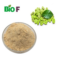Factory direct supply with competitive price 100% Natural 50% Chlorogenic acid Green Coffee Bean (HPLC)