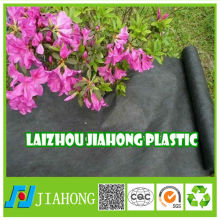 pp nonwoven construction landscape cover black weed control sheet