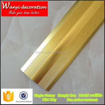 Tile Laminatelaminate Carpettile Flooring Transition Cover Strip
