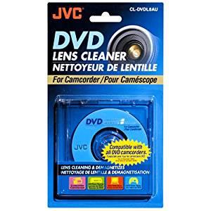 JVC Cldvdl8Au Mini Dvd Lens Cleaner (Discontinued by Manufacturer)