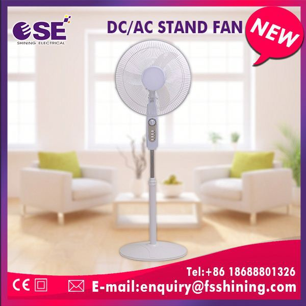 Best selling products portable stand fan rechargeable with long service life