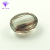 High Quality Large Size Synthetic Oval Cabochon Glass Crystal Gemstone