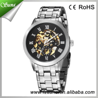 New Fashion Goer Mechanical Automatic Wholesale Trendy Champion Brand Watches