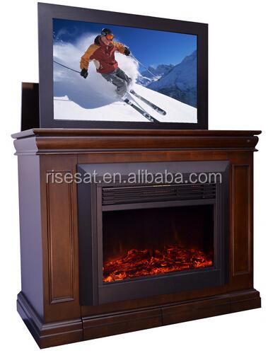 Produit chaud lectrique motoris d 39 ascenseur de tv meuble tv pour armoire usine prix le plus - Meuble tv ascenseur ...