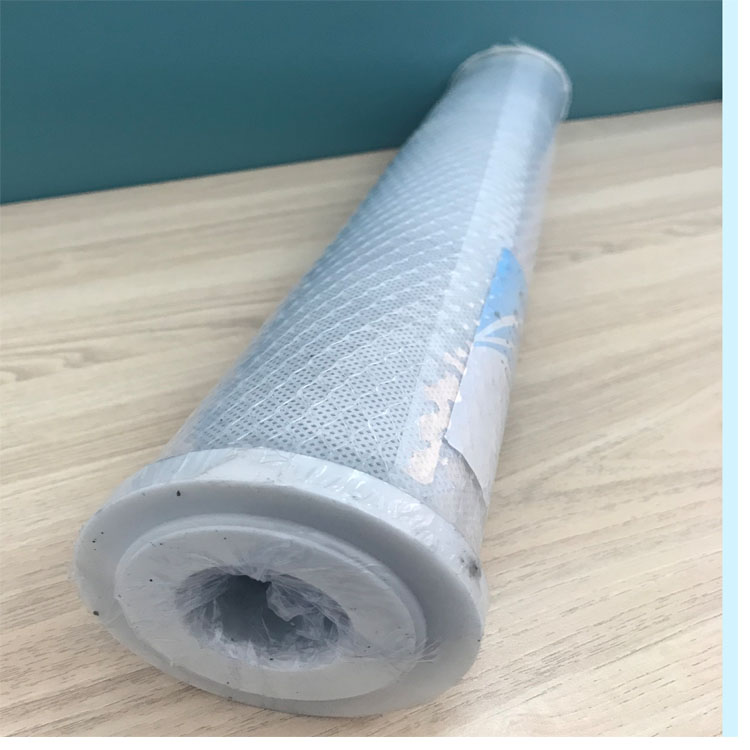 10 inch CTO water filter cartridge alkaline 5 micron water filter cartridge