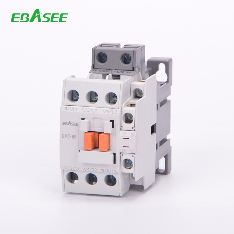 GMC-50 220v ac contactor has passed ISO9001 certificate