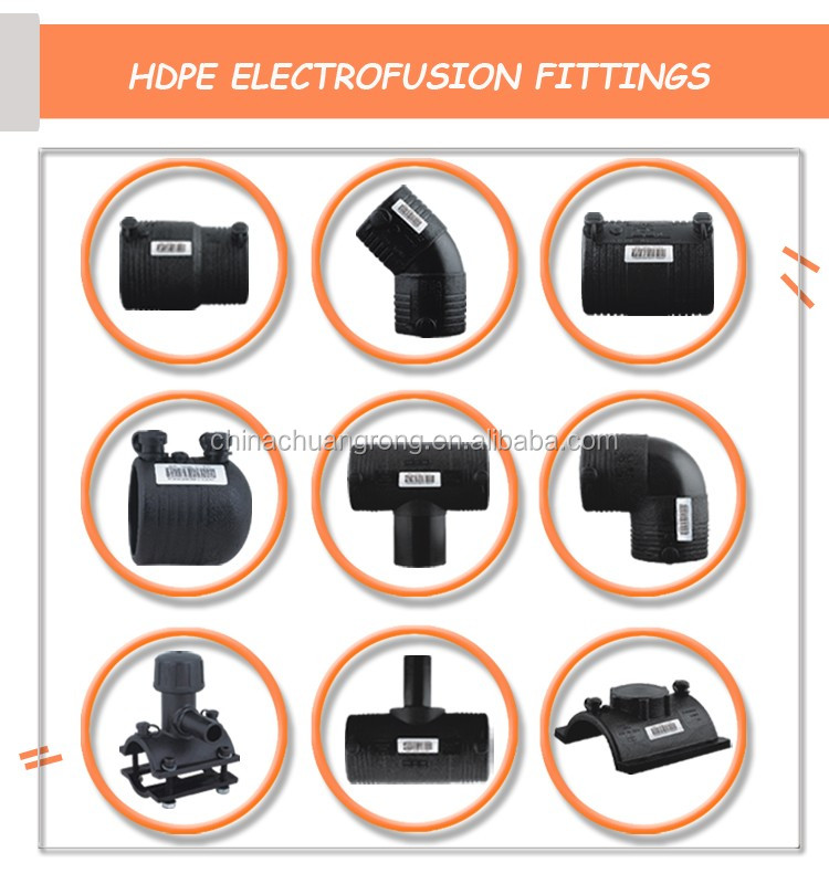 Hdpe electrofusion pipe fitting dimensions buy