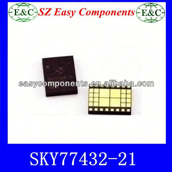 For nokia N9-00 Asha 300 power amplifier ic SKY77432-21 for nokia N9-00 Asha 300 IC stock
