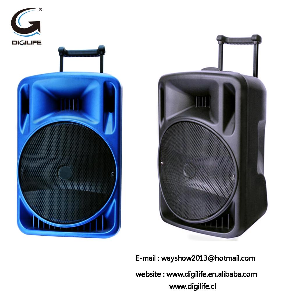 Guangzhou New Trolley Speaker Dj Ibastek Speaker Trolley