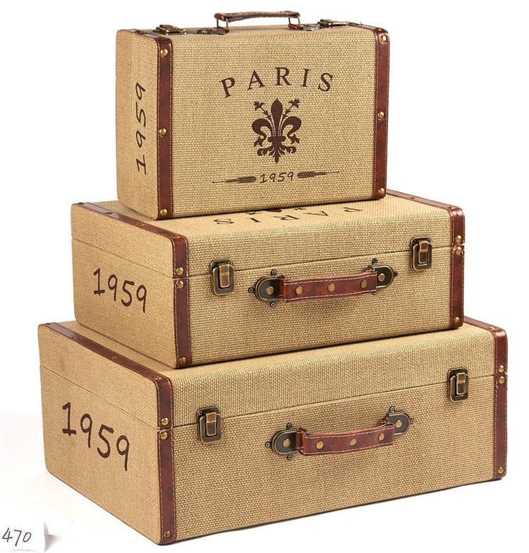 High Quality New Design Different Size Decorative Storage Suitcase Vintage   Buy Suitcase  Vintage,Decorative Suitcase,Storage Suitcase Product On Alibaba.com