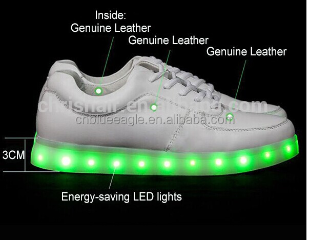 Fashion Lighting Shoes Led Light Up In Stock Kids Product On Alibaba