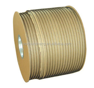 Nylon coated metal binding rings /iron double loop wire/color o binding wire