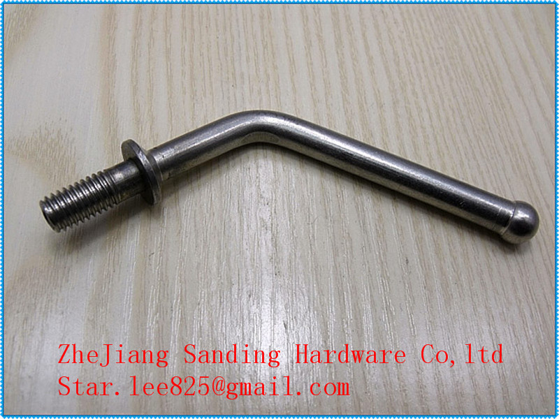 stainless steel motorcycle spare part/special bolts