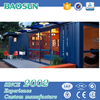 High quality fast prefabricated house container villa house steel structural CE UL AS standard