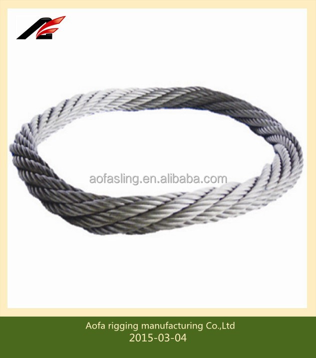 Wire Rope Grommet, Wire Rope Grommet Suppliers and Manufacturers at ...