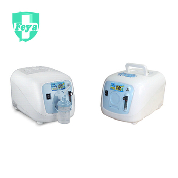 Fy-k3bw-3l Medical Electronic Portable Oxygen Concentrator Generator Home  Oxygen Generator - Buy Medical Oxygen Concentrator,Electronic Portable