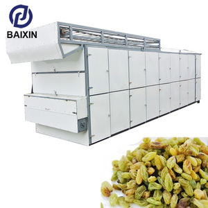 Fast delivery tunnel drying oven sunflower seed dryer star anise machine suitcase hardware