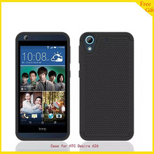 Armor Hybrid TPU Shockproof Silicone + Hard Phone Case For HTC Desire 626 626G 626G+ 626S 626W Dual SIM Case Cover Back Cover