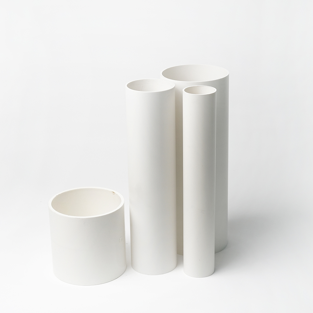 New Material Pvcu Plastic Manufacturer Best Sell Non Shrinkable Insulation Tube Pvc Pipe/plastic Tubing/pvc Tubes
