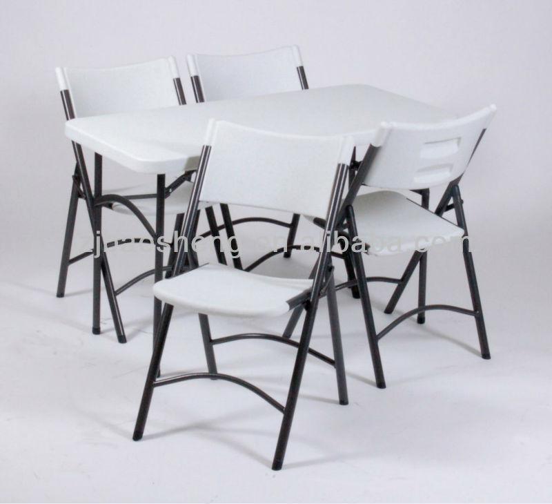 Caliente venta de plástico silla plegable para el banquete/de ...
