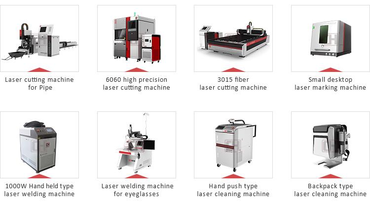 Tipo portátil 100 w máquina de limpeza a laser de metal remoção de ferrugem a laser