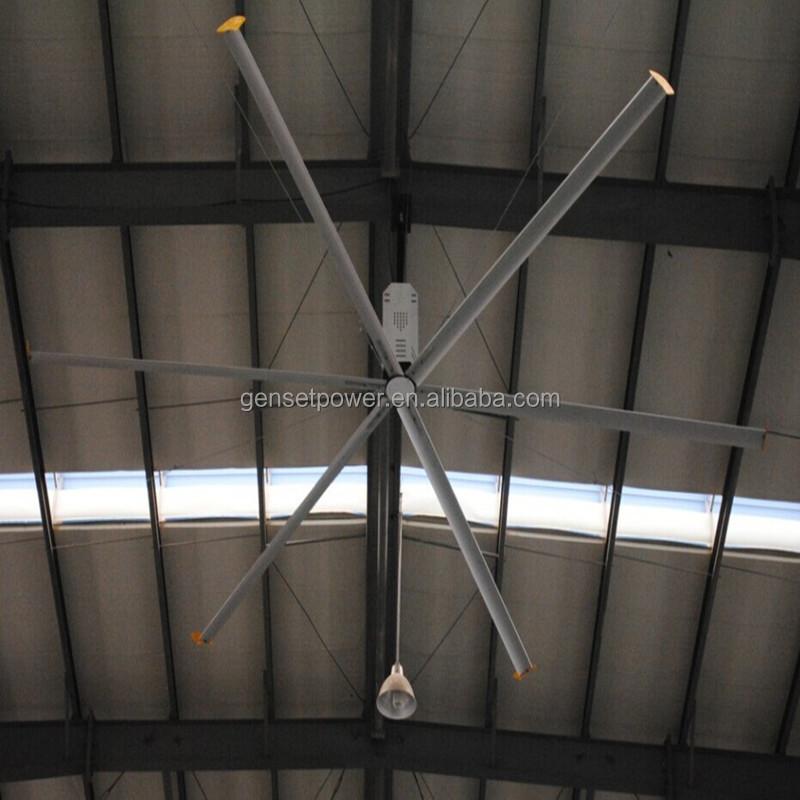 Large Ceiling Fan Malaysia: Pies Grandes Comercial Industrial Ventilador De Techo