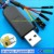 "ftdi ft232rl chip 6 way 0.1"" usb ttl debug cable TTL-232R-3V3 TTL-232R-5V for intel galileo gen2 board upload cable download cab"