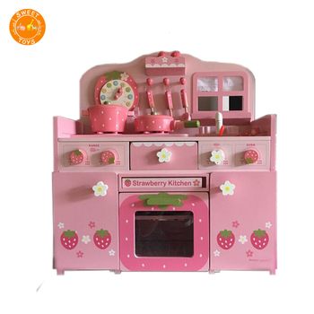Wood Kitchen Toy Kids Cooking Pretend Play Set Toddler Wooden Play Set Gift  New Chef Wooden Toy Play Kitchen With Accessories - Buy Wood Kitchen ...