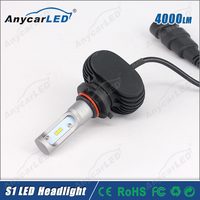 8000LM 30W S1 9005 Auto motorcycle car led headlight for toyota avanza