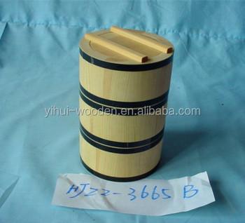 Wooden Oak Barrels, Wooden Storage Barrels For Sugar,salt,tabacco,coffee,