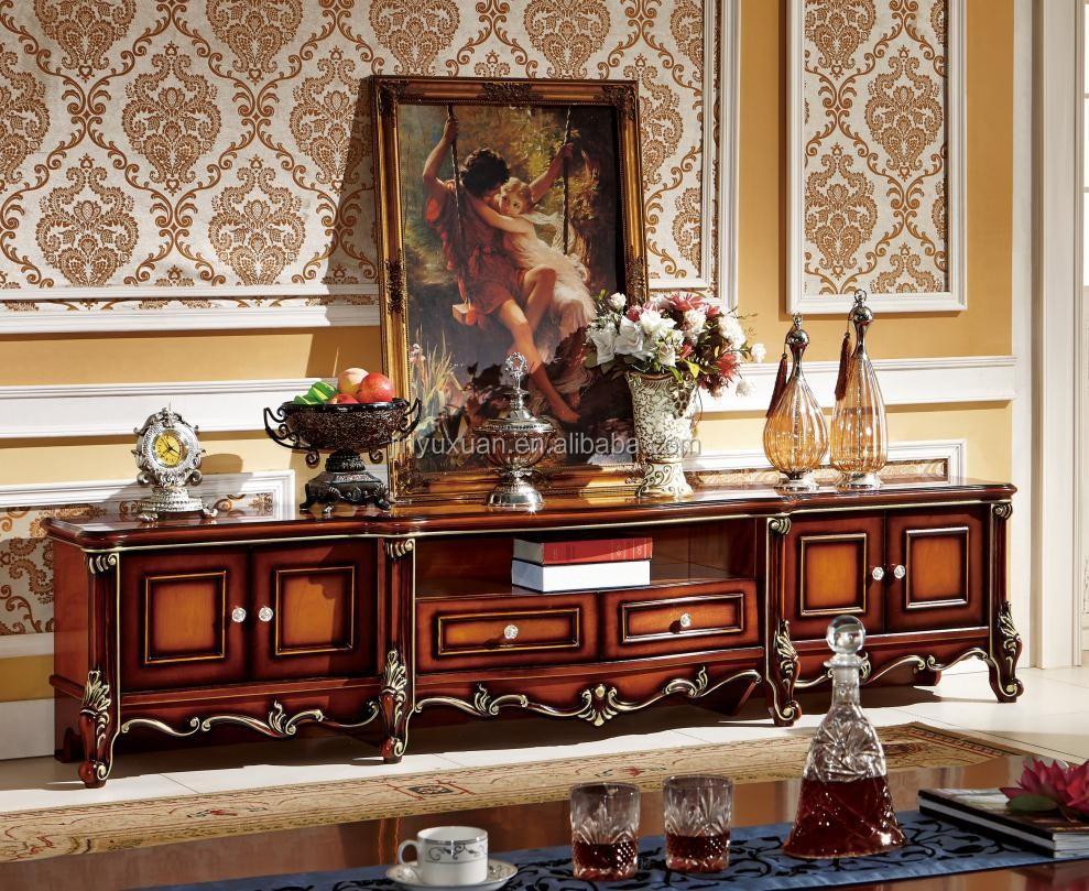 Meubles de maison néo-classique européenne classique blanc ...