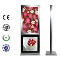"42"" Free Stand Indoor LCD Magic Mirror TV"