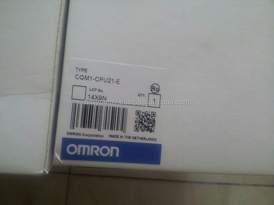 OMRON PLC CQM1-CPU21 CPU Unit NEW IN BOX