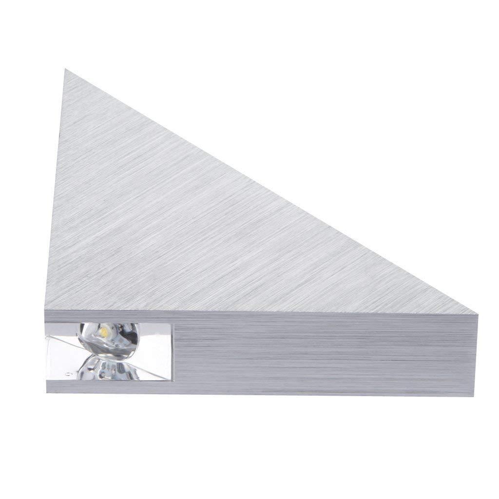 Axiwen 3W Modern white LED wall lighting wall lamp Aluminum wall lamp wall lights Corridor lamp stair lights