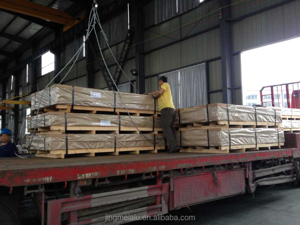 supplier 1050 1100 2024 3003 5052 5083 5086 5754 6061 6063 6082 7075 aluminium sheet