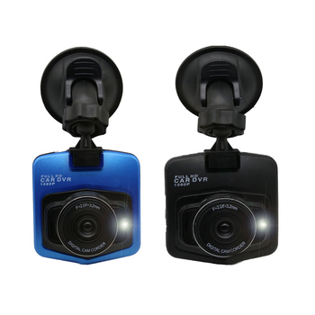 Full HD 1080P GT300 Car Dash Camera HD With Rear Camera Night Vision Car Black Box