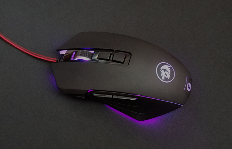 Shock to your professional high quality M715 gaming mouse