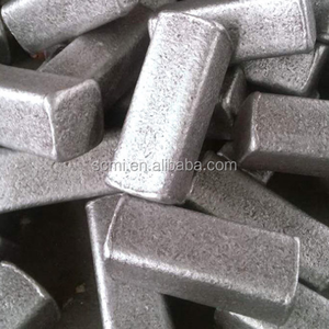 Chinese hot sale high quality pure iron ingots