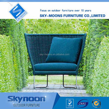 moder aluminum woven rope furniture(RC003)