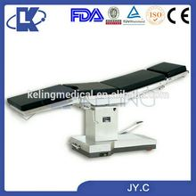 Advanced export products surgical operation table with FDA