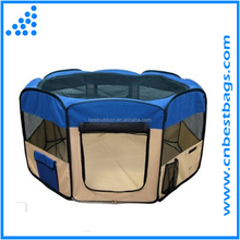 Pet Puppy Dog Playpen Exercise Pen Kennel 600d Oxford Cloth