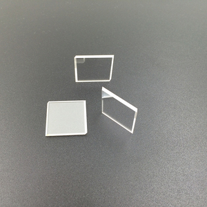 High quality K9 glass square window optoelectronic prism