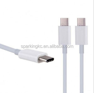 Reversible USB 3.0 Type C To Type C data charging Adapter Cable