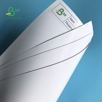 Best offer 250g 300g 350g white coated  FSC certificate  G2S  couche paper