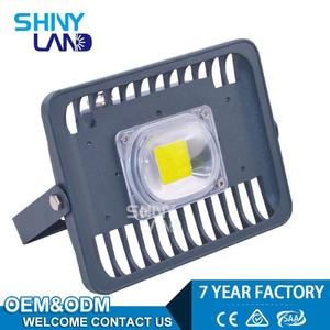 dimmable portable aluminum 50w rgb led floodlight