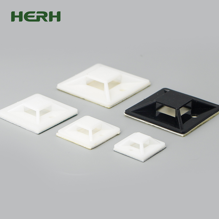 2018 Hot Selling Nylon Cable Tie Fixed Mount With Low Price