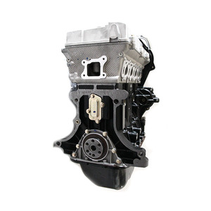 1.3L Aluminum Cast iron 4 Cylinder CG12 bare engine assembly for SHINERAY Haice, Jinbei, X30,X30L