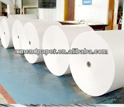 high quality of art paper(coated art paper)