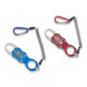 Aluminum Mini China Fishing Tools Fish Lip Grip Gripper Tackle Tools for Fishing Grip Grabber with Coiled Lanyard